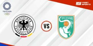 Germany vs Ivory Coast