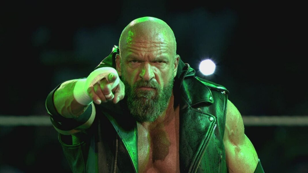 List of Triple H championship wins is very long