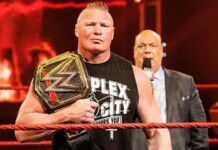 The list of Brock Lesnar championship wins is quite impressive