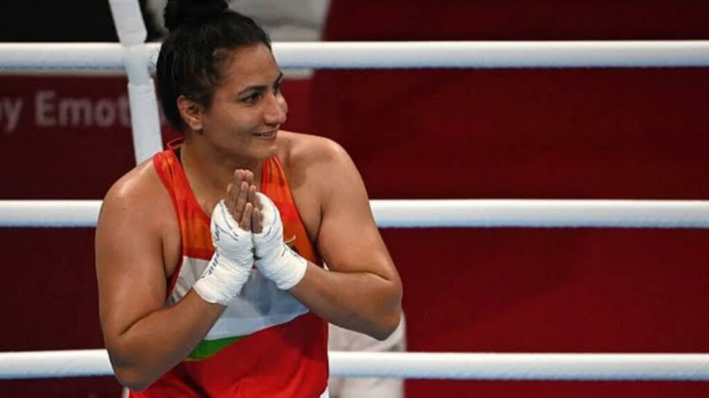 boxing at Tokyo Olympics: Pooja Rani wins round of 16