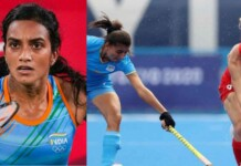 PV Sindhu and India vs Great Britain