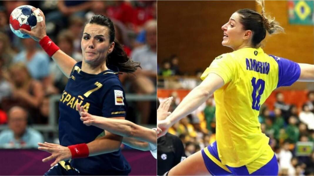 Spain vs Brazil Women's Handball
