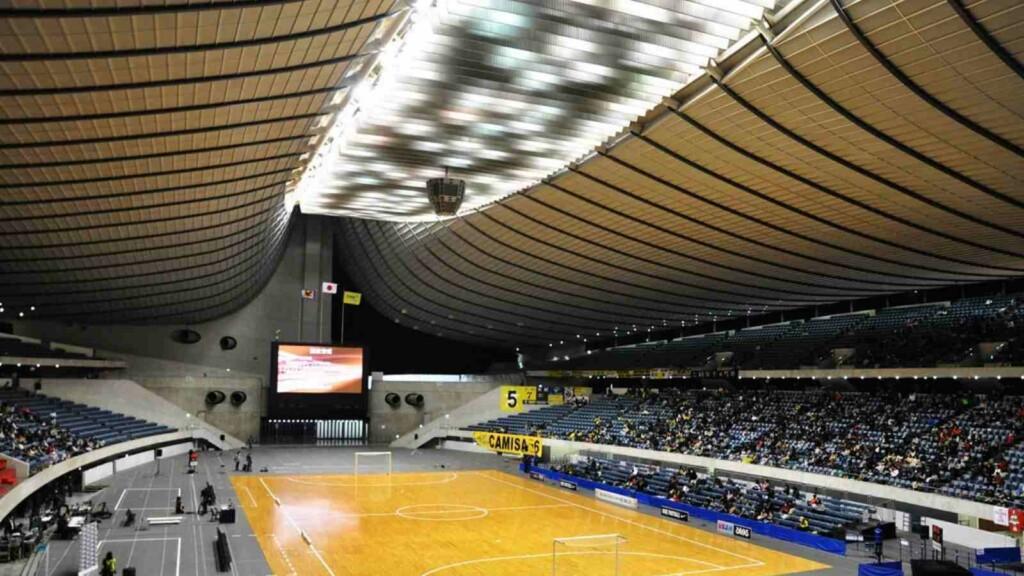 Yoyogi National Stadium, Tokyo