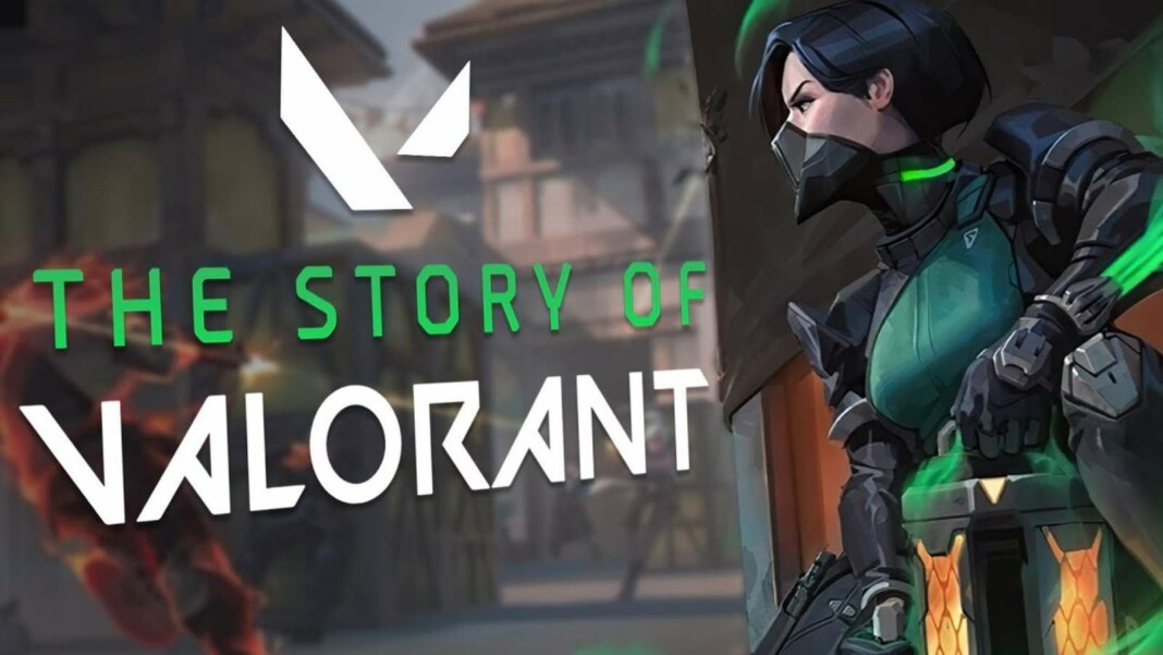 RIOT Says to Keep an Eye Out for VALORANT lore in the Next Act