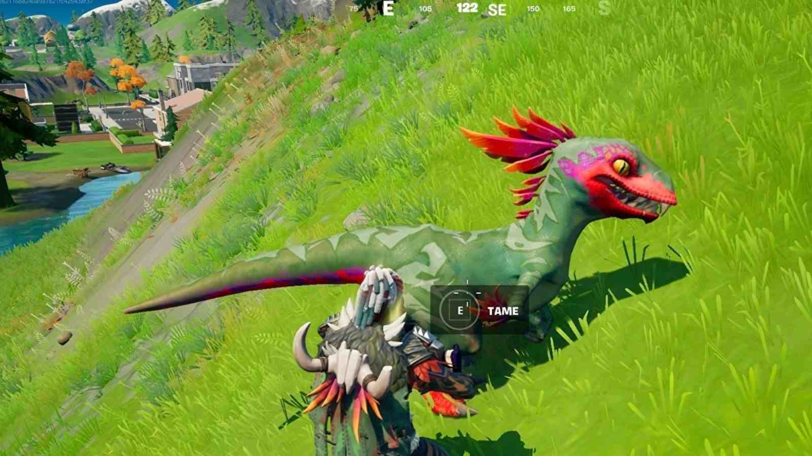 Fortnite Sky Wars Dinosaurs: New Creative Map Code and All About it