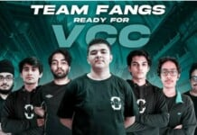 Team Fangs Release Their Valorant Roster: VCC Competing Team