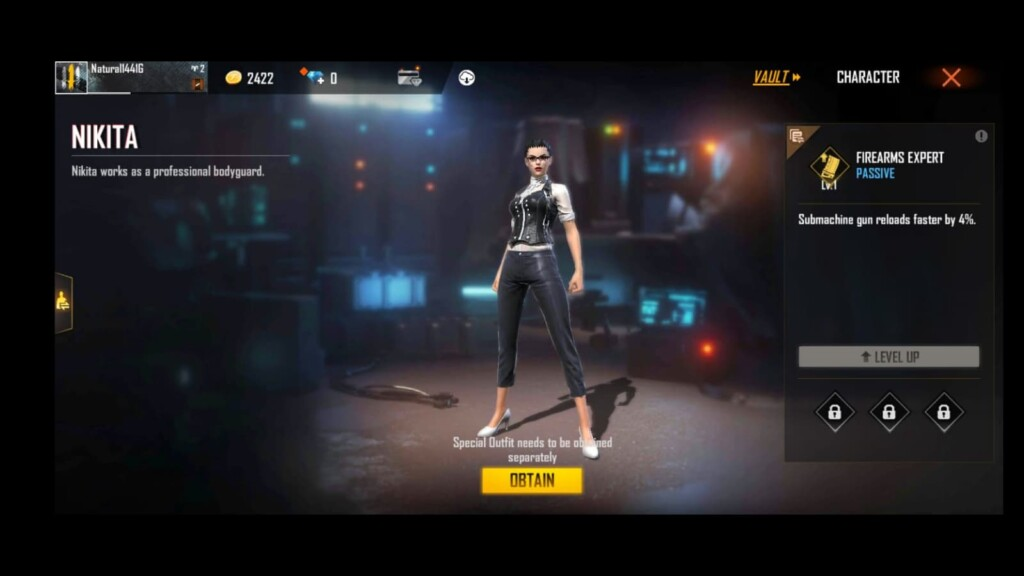 worst free fire characters