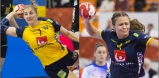 Sweden vs France women's handball