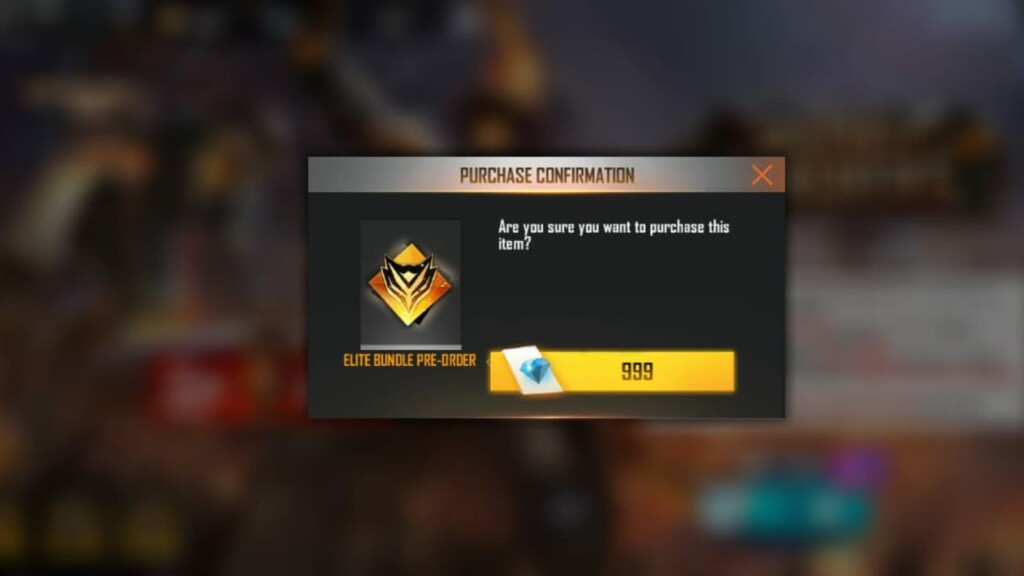 free fire season 39 elite pass