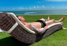 Lionel Messi_Mateo Messi_vacation