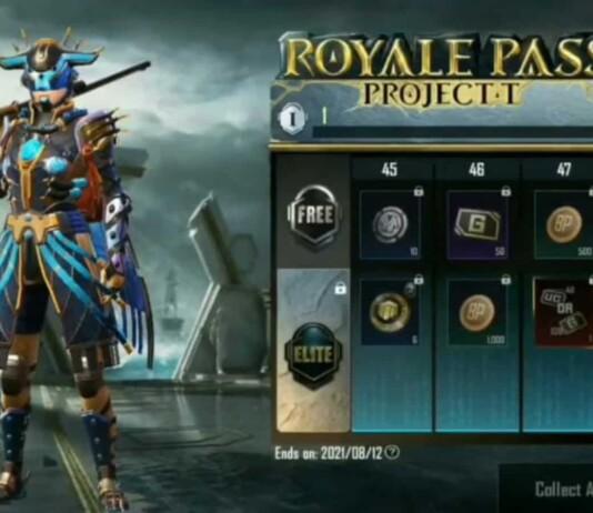 BGMI C1S1 RPM2: Release Date, Elite RP rewards leaked