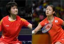 Tokyo Olympics: Nozomi Okuhara vs He Bingjiao Prediction, preview and live stream