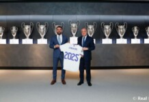 Dani Carvajal extends his contract