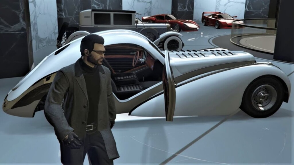 GTA 5 event week for 29th July 2021