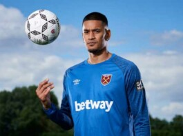 West Ham United sign French goalkeeper Alphonse Areola on loan from Paris Saint Germain