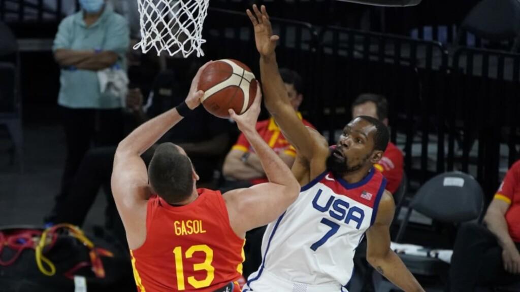 USA vs Spain Live Stream