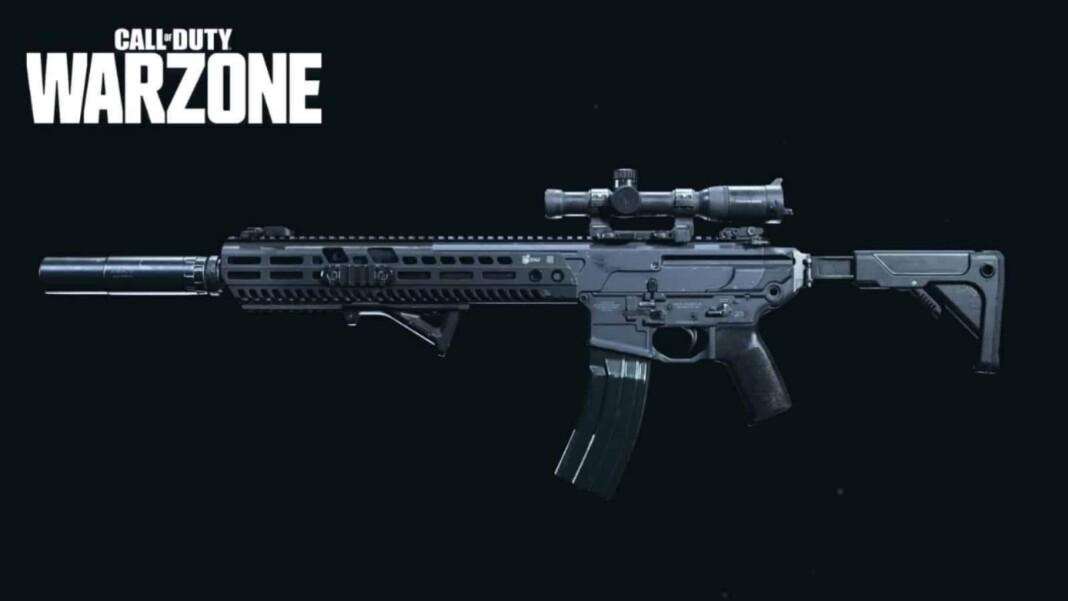 The Best M13 Warzone Loadout in Season 4