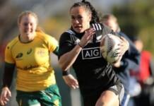New Zealand Women's rugby team