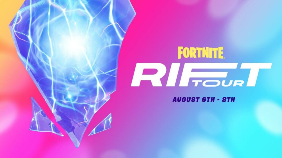 Rift Tour Fortnite: Ariana Grande Concert, Interaction with Posters, and More