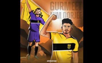 Nim Dorjee Tamang_Hyderabad FC
