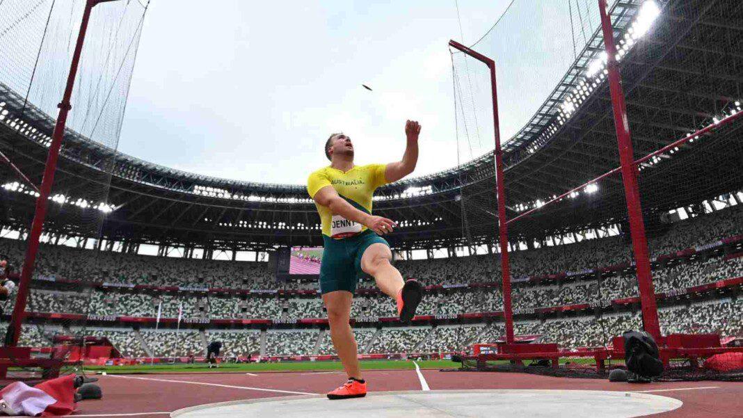 Men's Discus throw at Tokyo Olympics