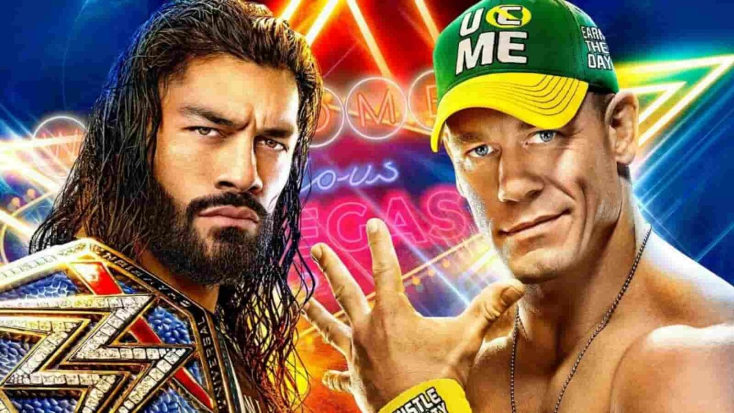 Roman Reigns vs Seth Rollins confirmed for Summerslam