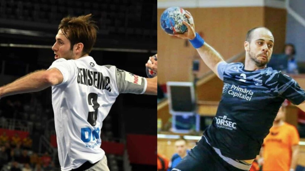 Germany vs Brazil men's handball