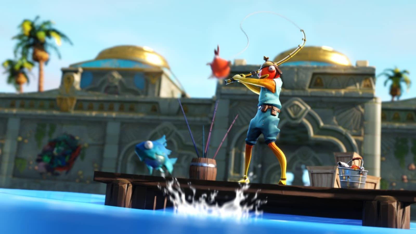 Fortnite Fishtopia Fish Tycoon: New Creative Map Code and All About it