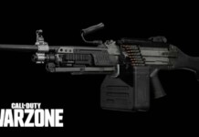 The Best MG82 Warzone Loadout with Details