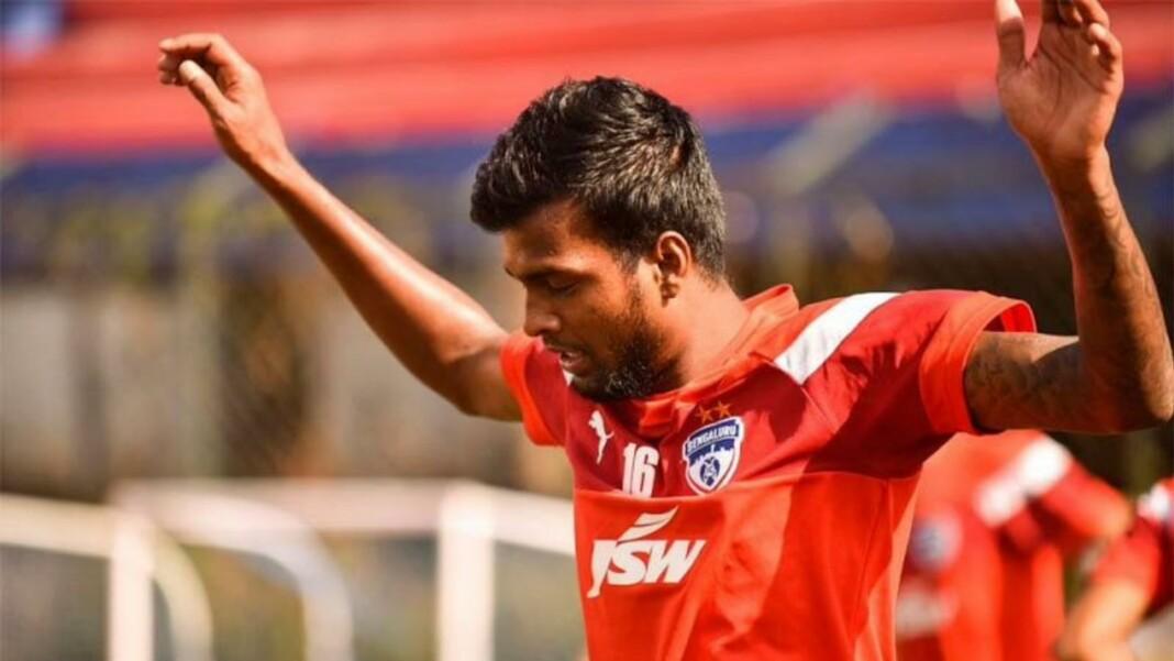 Shankar Sampingiraj signs for RoundGlass Punjab FC on a multi-year deal