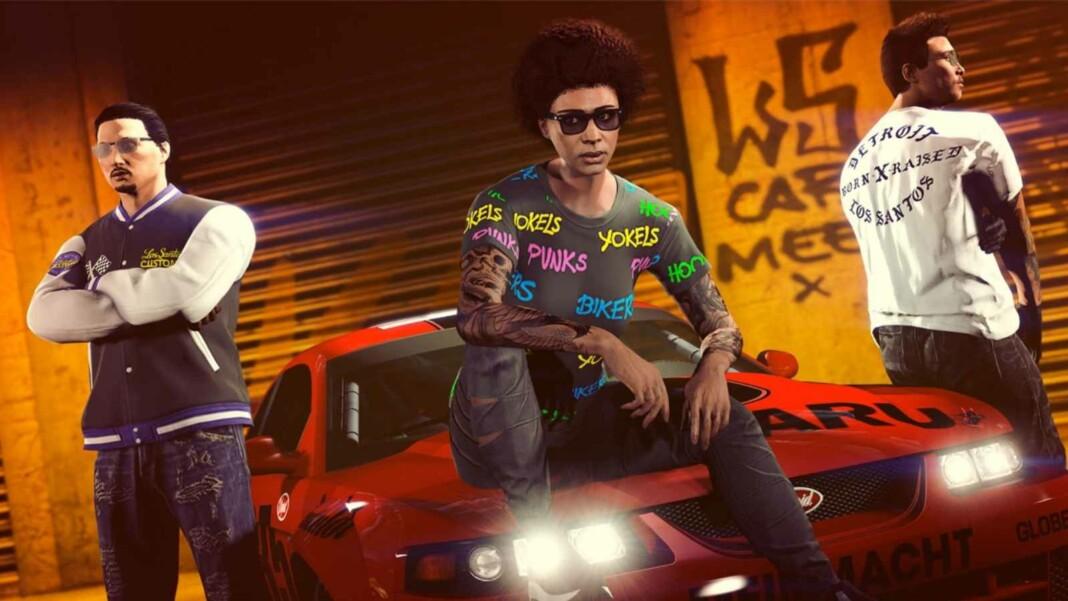 Rockstar adds new test rides to GTA 5