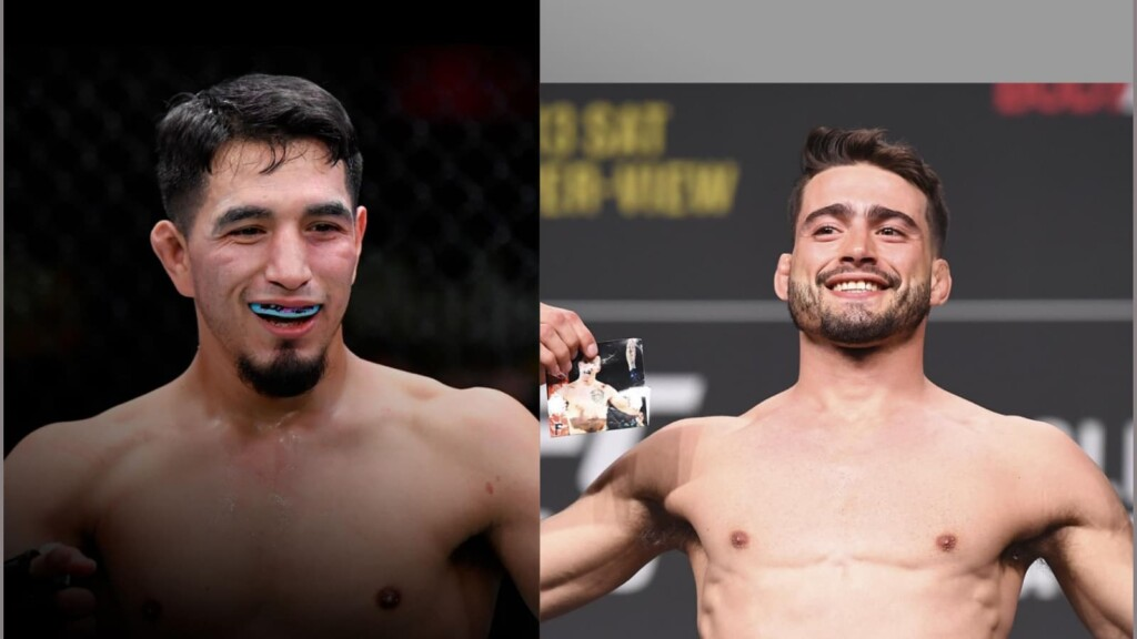 Adrian Yanez vs Randy Costa UFC Vegas 32