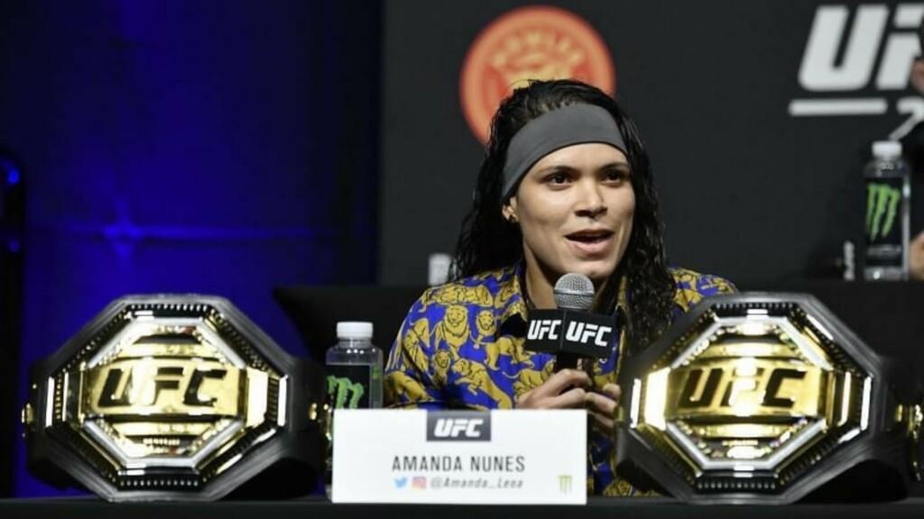 Amanda Nunes UFC 265
