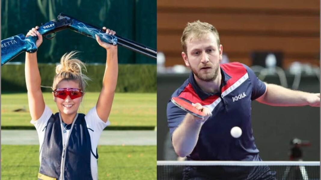 Amber Hill and Pavel Sirucek to miss out on Tokyo Olympics