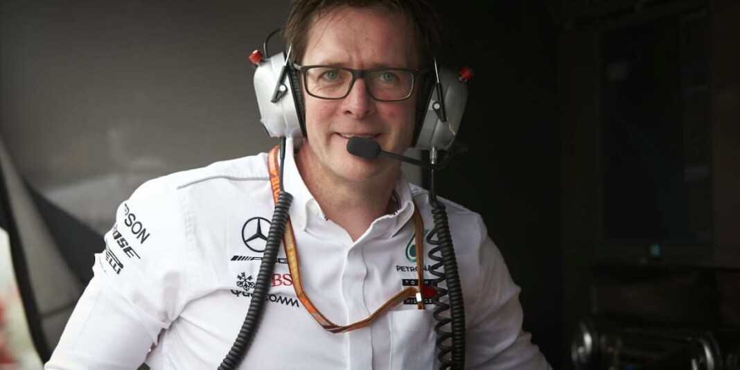 Andrew Shovlin on Mercedes' Upgrade at Silverstone