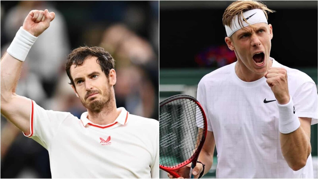 Andy Murray vs Denis Shapovalov will clash in the 3rd round of the Wimbledon 2021