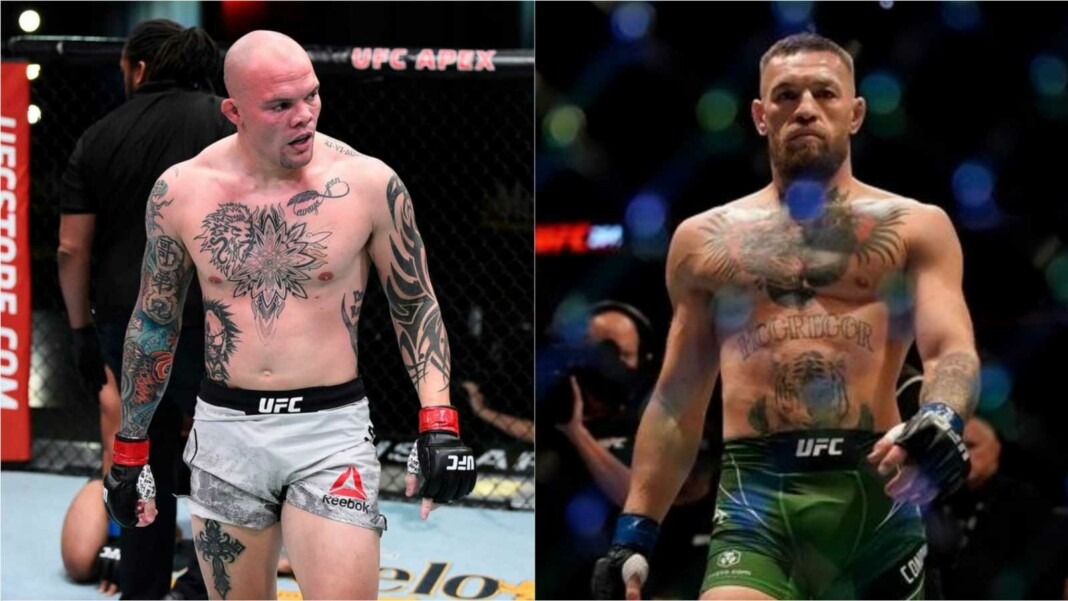 Anthony Smith and Conor McGregor