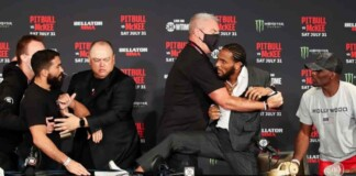 Antonio McKee vs Patricio Pitbull