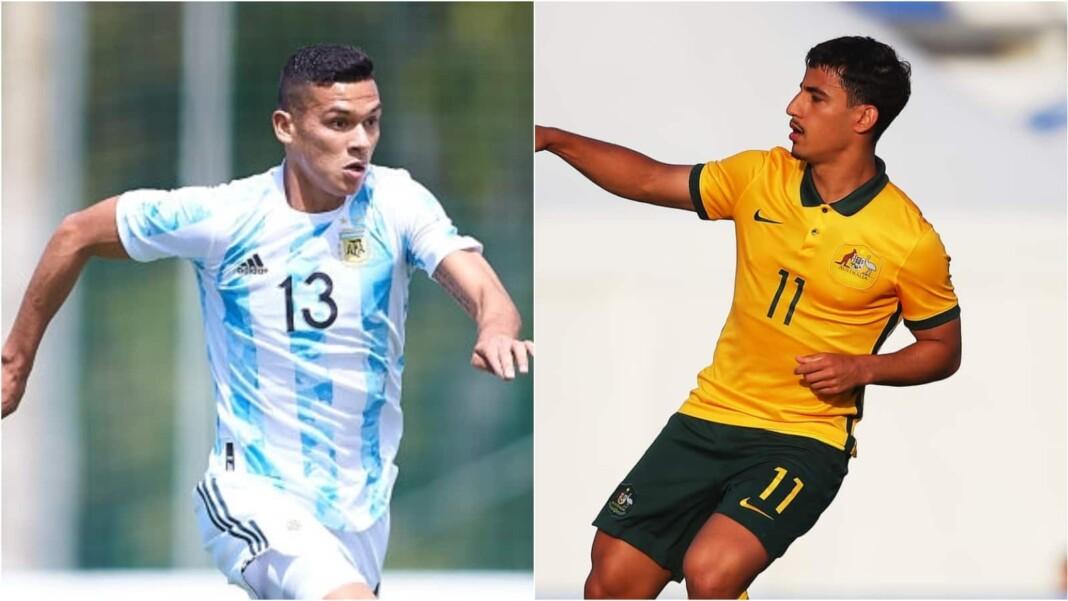 Argentina vs Australia Dream11