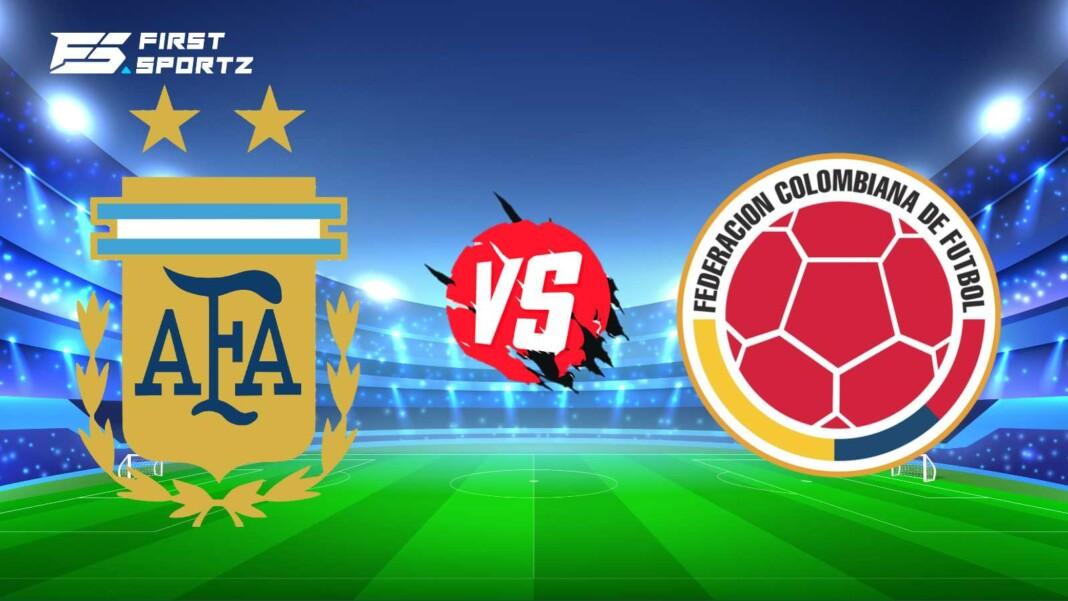 Argentina vs Colombia Predictions