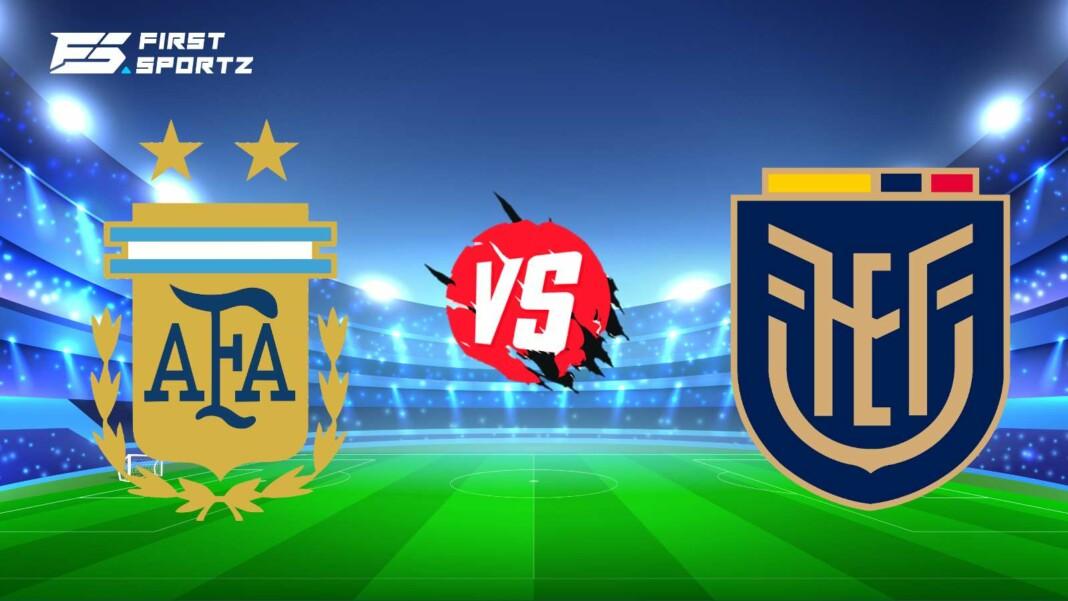 Argentina vs Ecuador Predictions