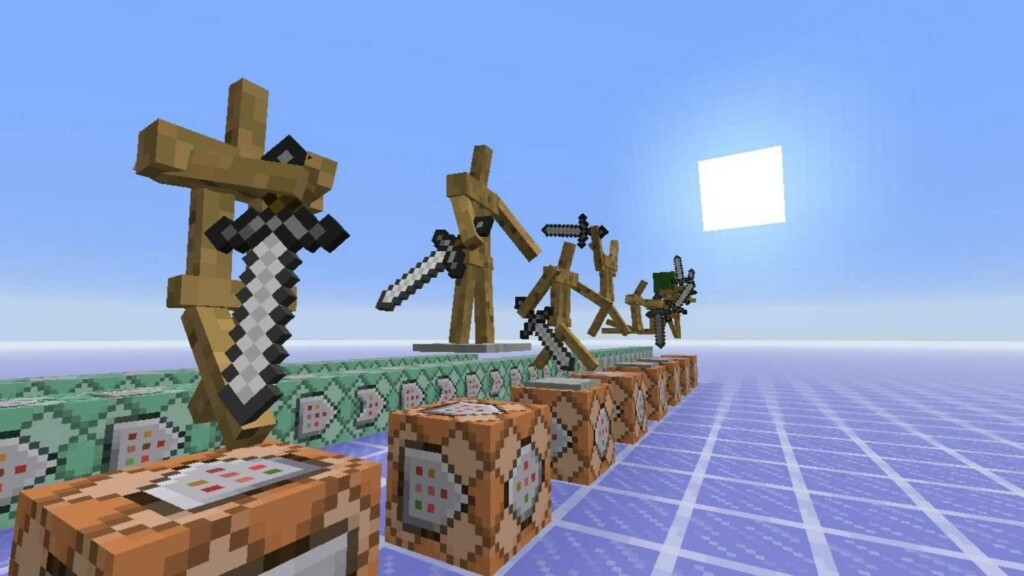 Armor Stand in Minecraft