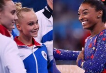Artistic Gymnastics at Tokyo Olympics, ROC team and Simone Biles