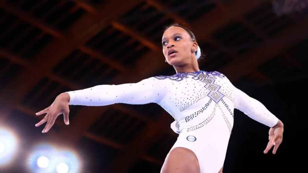 Artistic Gymnastics at Tokyo Olympics, Rebeca Andrade