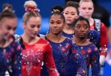 Artistic Gymnastics at Tokyo Olympics, Women's team all around finals
