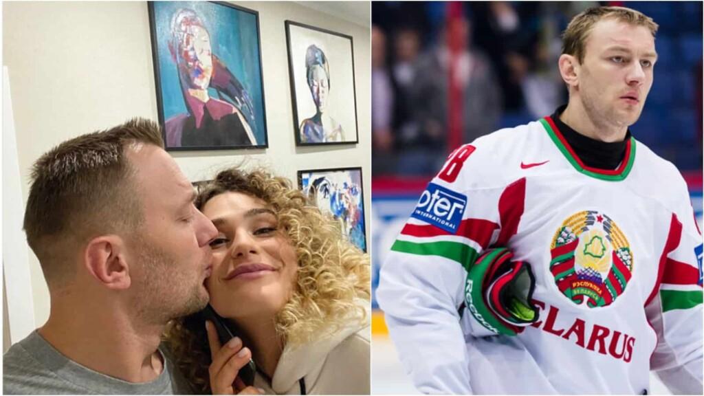 Aryna Sabalenka's boyfriend Konstantin Kolstov