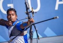 Atanu Das at Tokyo Olympics