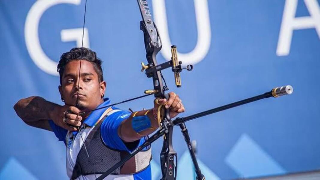 Atanu Das, Archery at Tokyo Olympics
