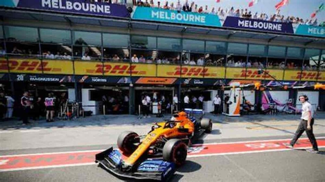 Australian grand Prix Cancelled