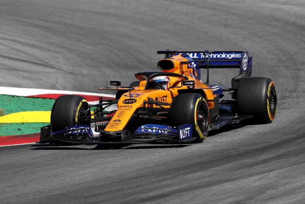 Austria GP McLaren